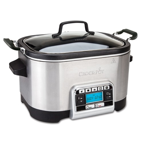 Monikäyttöinen Slow Cooker 5.7 L