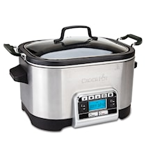 Crock-Pot, 5,7 L, Slowcooker/Multicooker