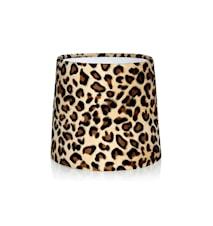 Leopard Lampskärm 17 cm