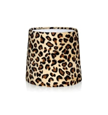 Leopard Lampunvarjostin 17 cm