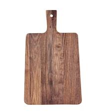 Cutting board skjærebrett valnøtt 26x42cm