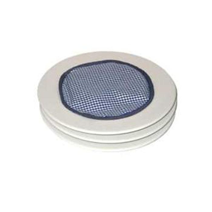 Tallerkenvarmer til mikrobølgeovn. 4-pak