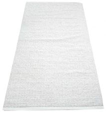 Eivor tæppe – hvid