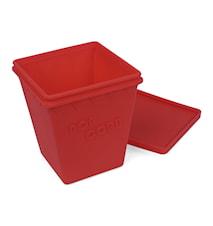 Popcornlaatikko, Punainen