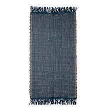 Teppe Cotton Blue 160x80 cm