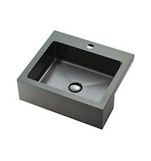 TA4030 Servant 40x30cm PVD Black Chrome