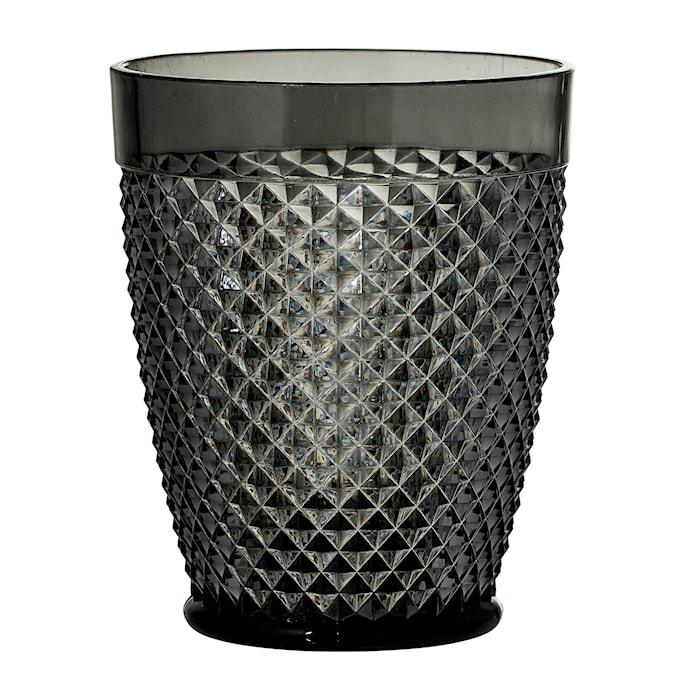 Kop Plast Ø 8,5 cm - Grå