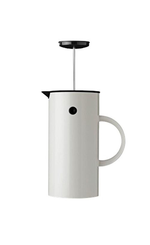 EM Kaffepress Vit