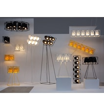 Multilamp golvlampa