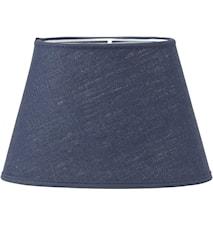 Oval Lin Blå 25cm