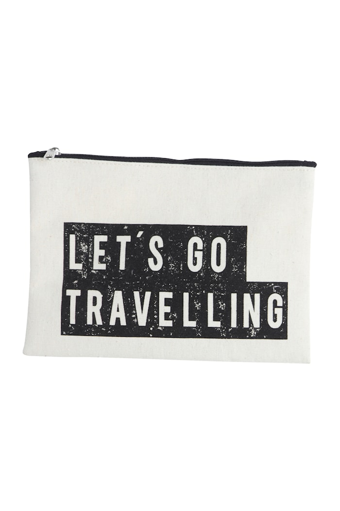 Makeupneccesär Travel 21x15 cm