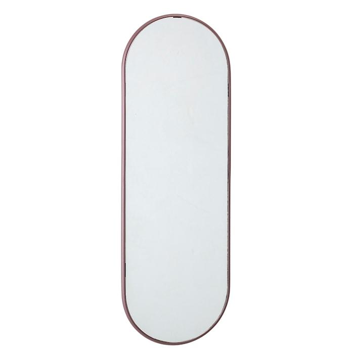 Spegel Röd Glas 20x60 cm