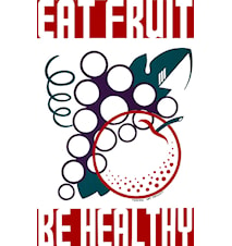 Eat Fruit poster