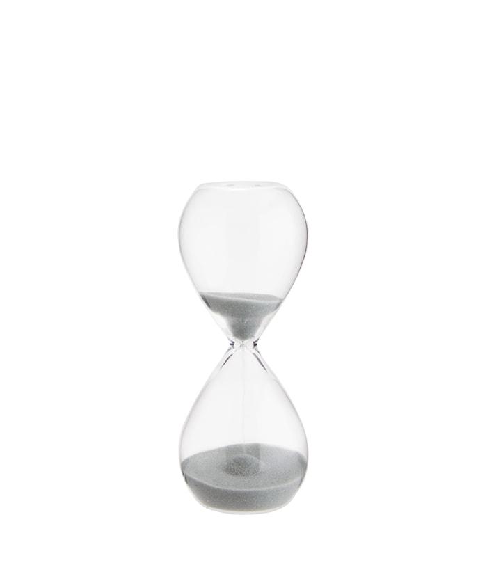 Timeglas Ø 5 cm - Klar