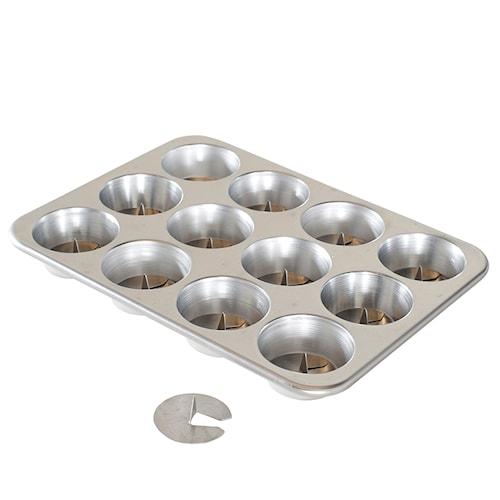 Cupcake Gömma Aluminium