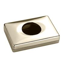 TA818 Sanitetspappershållare White Gold