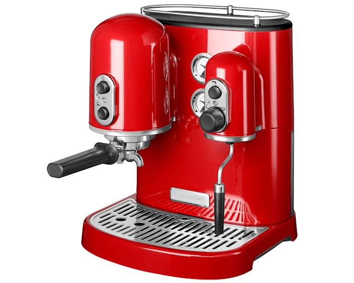 Artisan Espressokone punainen, 2