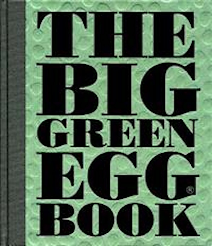 Big Green Egg Cookbook English