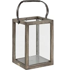 Lantern vintage ljuslykta