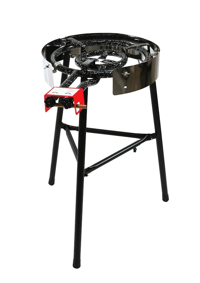 Gasolbrännare D-400 långa ben