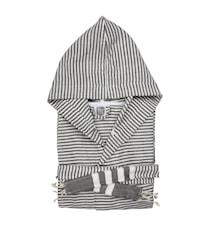 Badekåbe Hamam, thin stripe