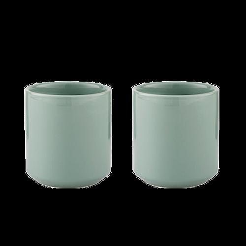 Core termosmuggar, 0,2 l. 2 st. - dusty green