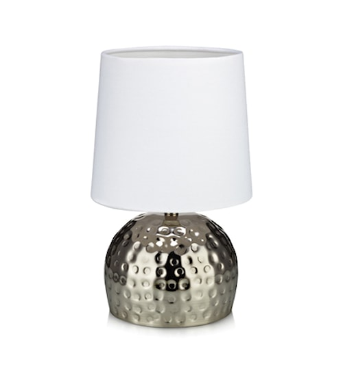 Hammer Bordslampa Silver