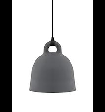 Bell Lampe Grå S