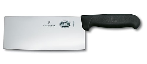 Kinesisk kockkniv, 18 cm med Fibrox handtag