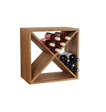 Wine Cube Vinstativ 24 flasker
