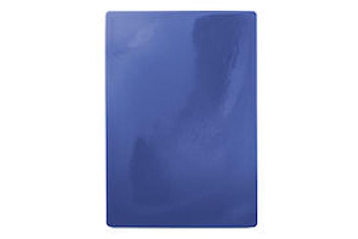 Skärbräda 49,5x35 cm Blå