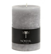 Candle, grey, M