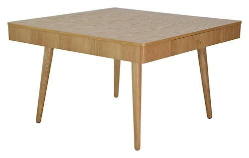 Nils sofabord kvadratisk, eik