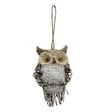 Owl, h-10, hanging