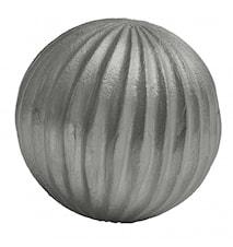 Deco ball, concrete, lines
