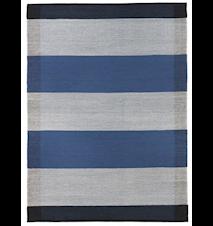 Salvia matta – Blue/offwhite
