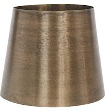 Mia Metall Lampskärm Råmässing 20cm