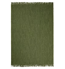Nanda Matta Ull Green Melange 200x300 cm