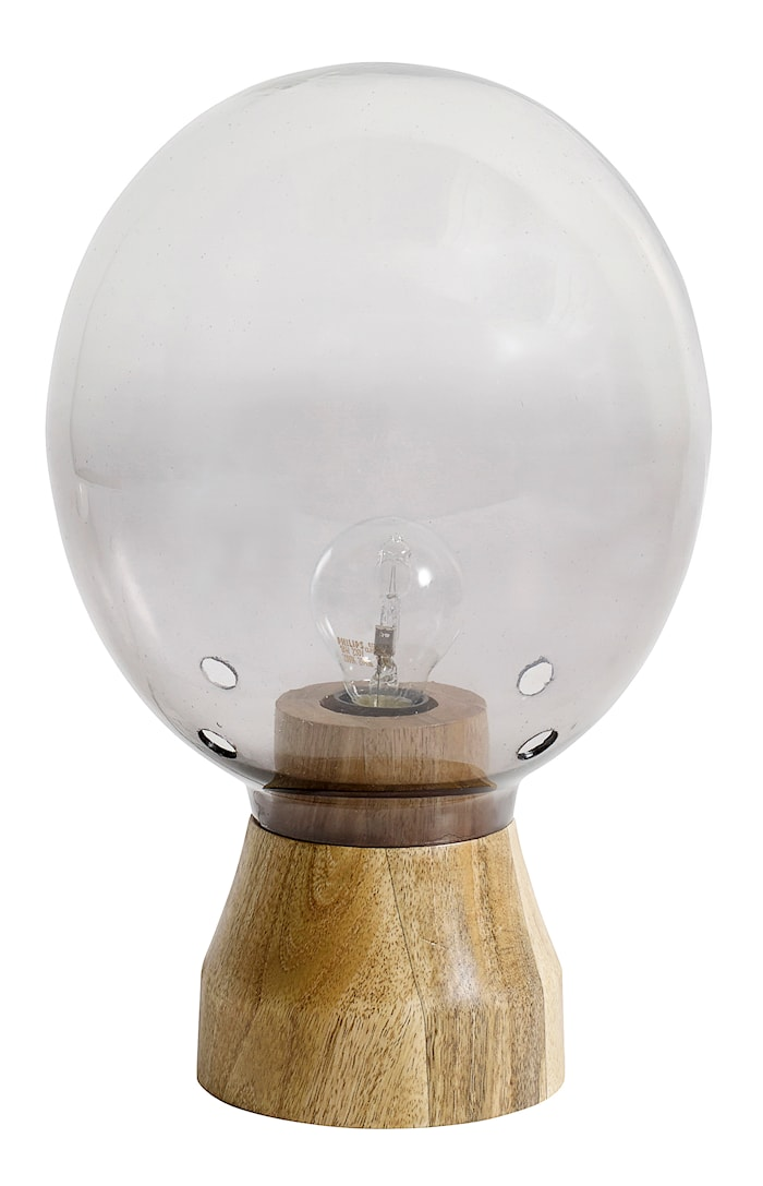 Ball bordlampe