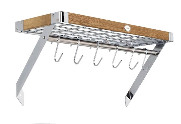 Hahn Premium vegghylle 60x28x4 cm Eik
