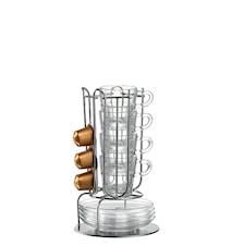 Ställning för koppar Espresso