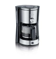 Kaffetrakter med Aromainnstilling, 10 kopper, Rustfritt stål
