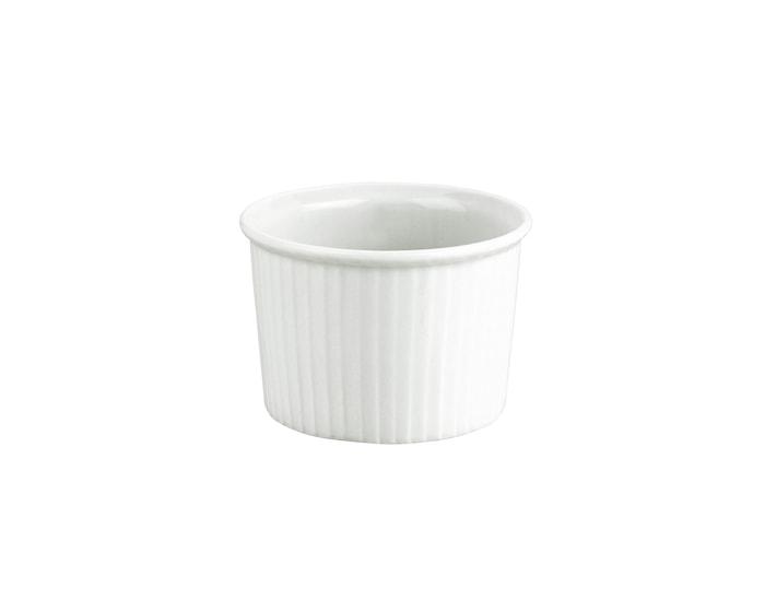 Ramekin høj nr. 1 hvid, 21 cl