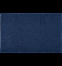 Badrumsmatta Terry Sigrid 50x80 cm - Mörkblå