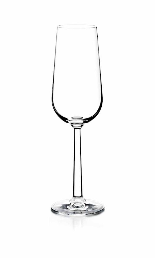 Grand Cru Champagneglas 24 cl klar 2 st.