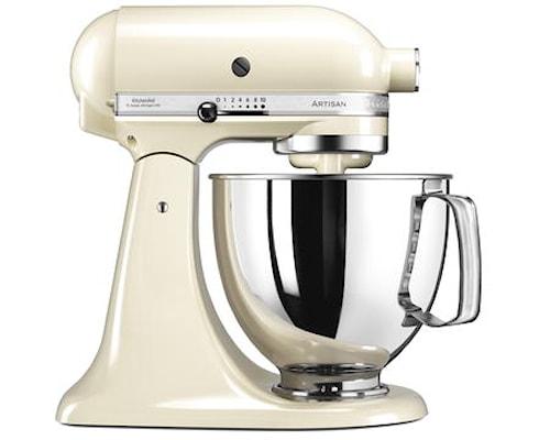 Artisan 125 Køkkenmaskine 4,8 liter Creme