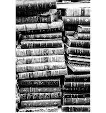 Love for books väggdekoration
