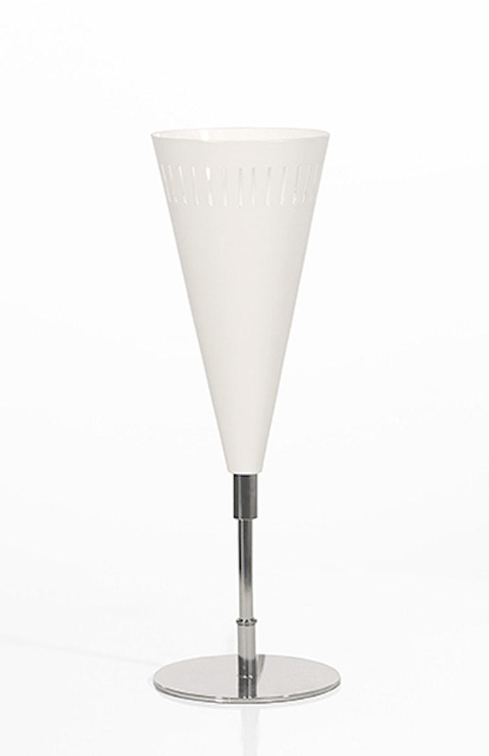 Bordlampe Cocktail Hvid