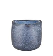 Värmeljuslykta Mura 9 cm Blå