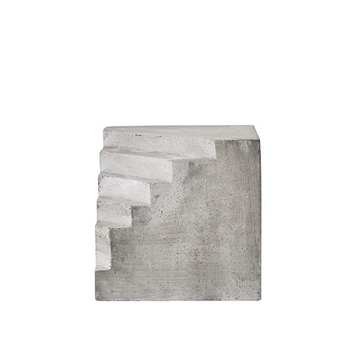 Stair skulptur - grå